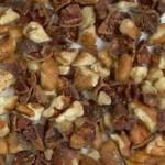 clasificación de nueces pecanas - Nuez pecan cuartos cuartillos rechazado 001